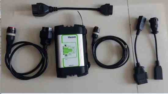 VOLVO DIAGNOSTIC INTERFACE