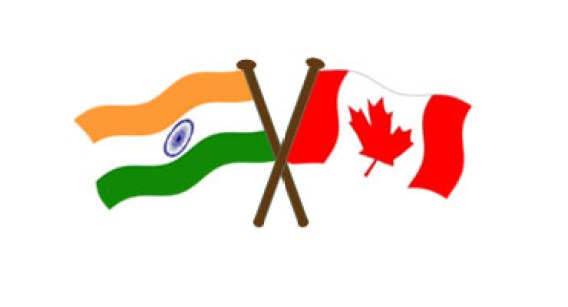 courier charges to toronto canada from delhi India