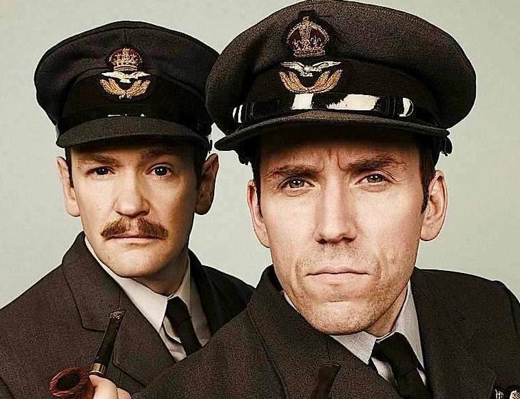 Image result for armstrong and miller