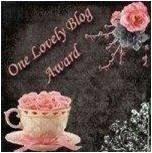 Lovely Blog Award – Thank you!