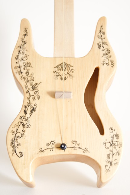 Handmade Instruments with a Twist!
