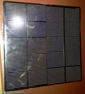 pannello solare monocristallino 700mA 5V