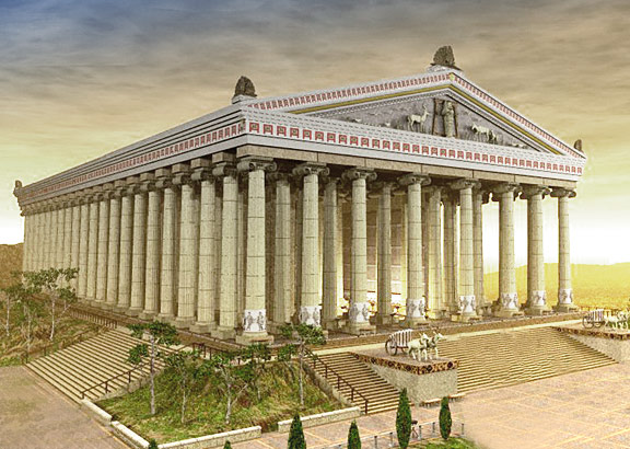 Artemis Temple Ephesus