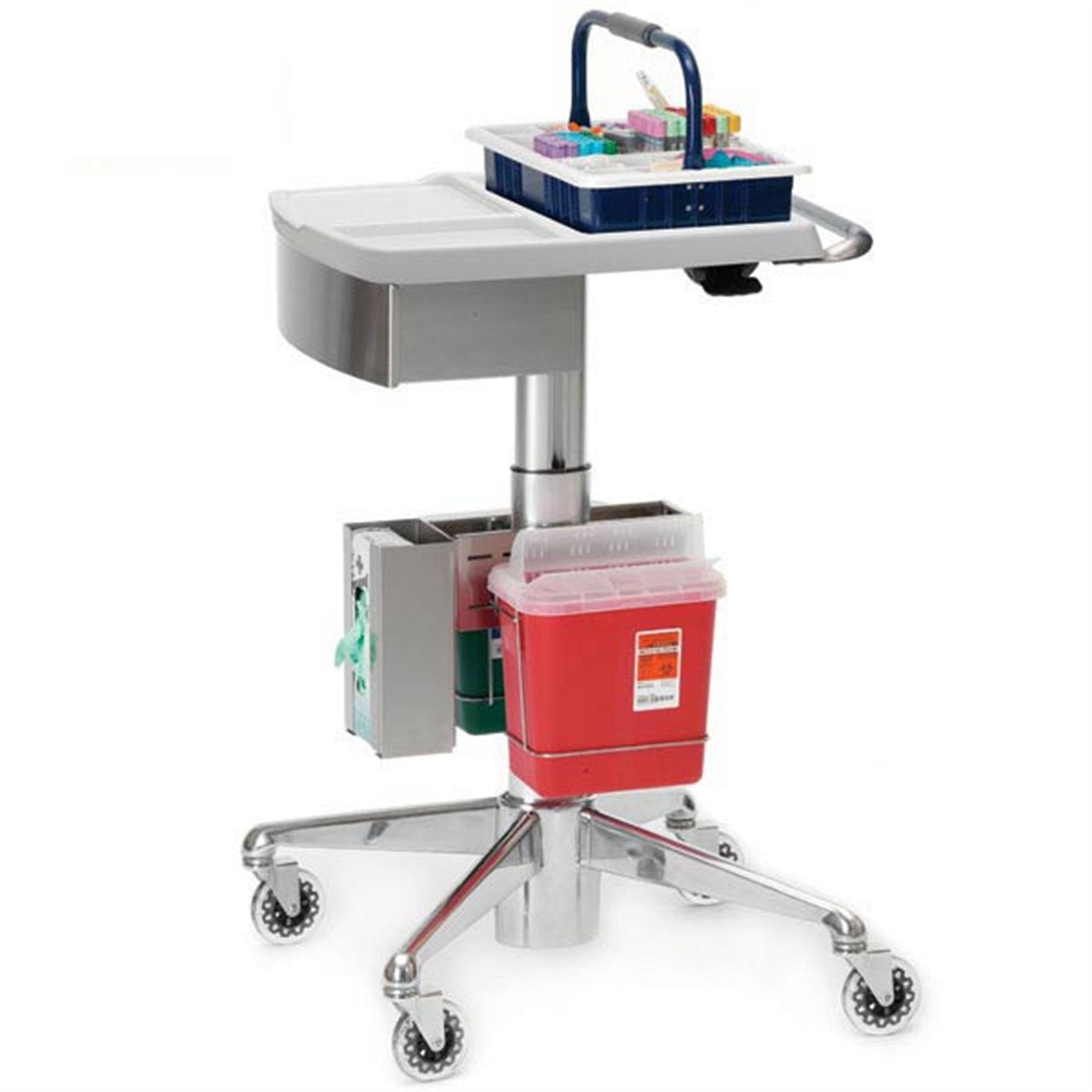 Top 3 Suppliers of Phlebotomy Carts