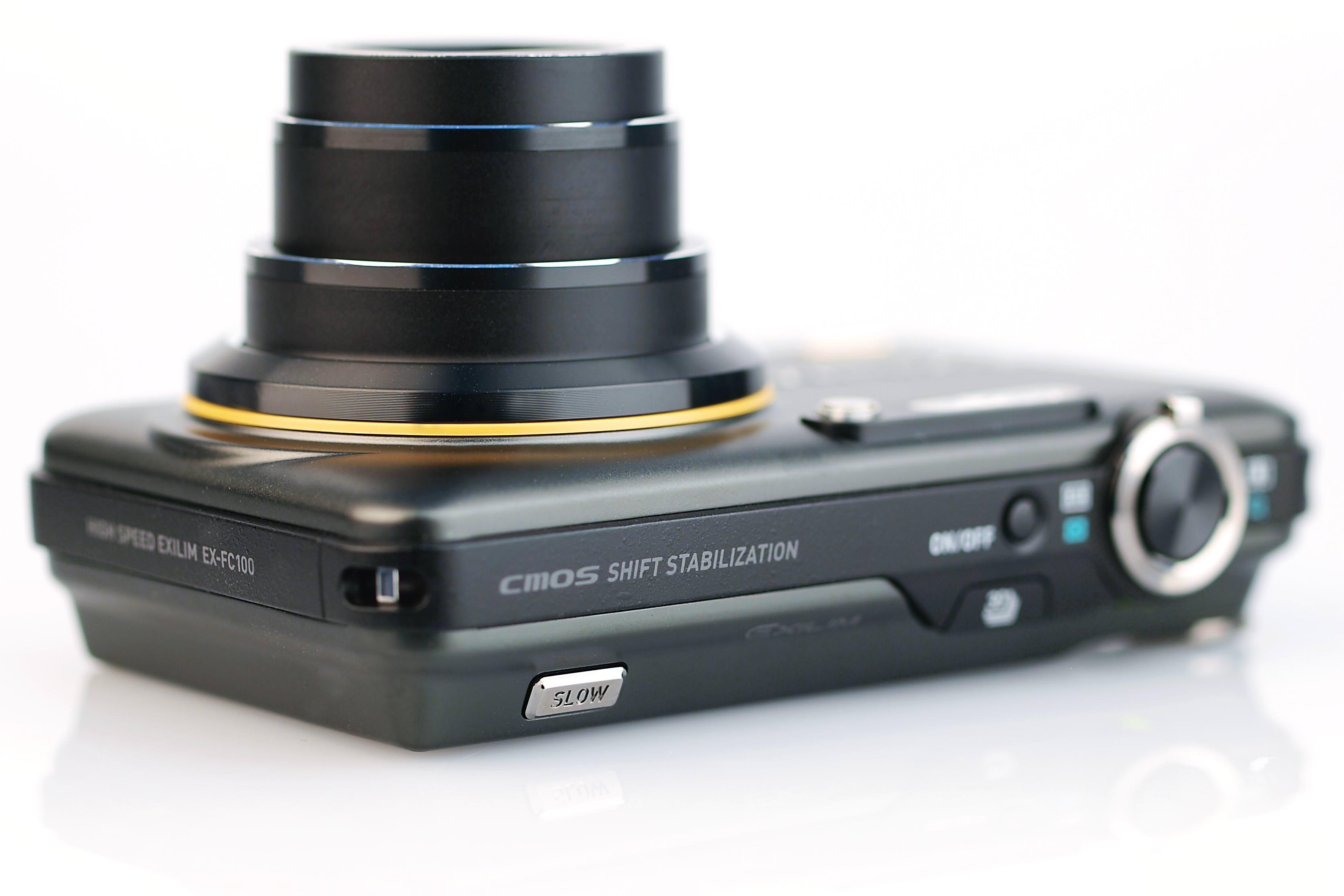 Camera Exilim 20 Fh Casio