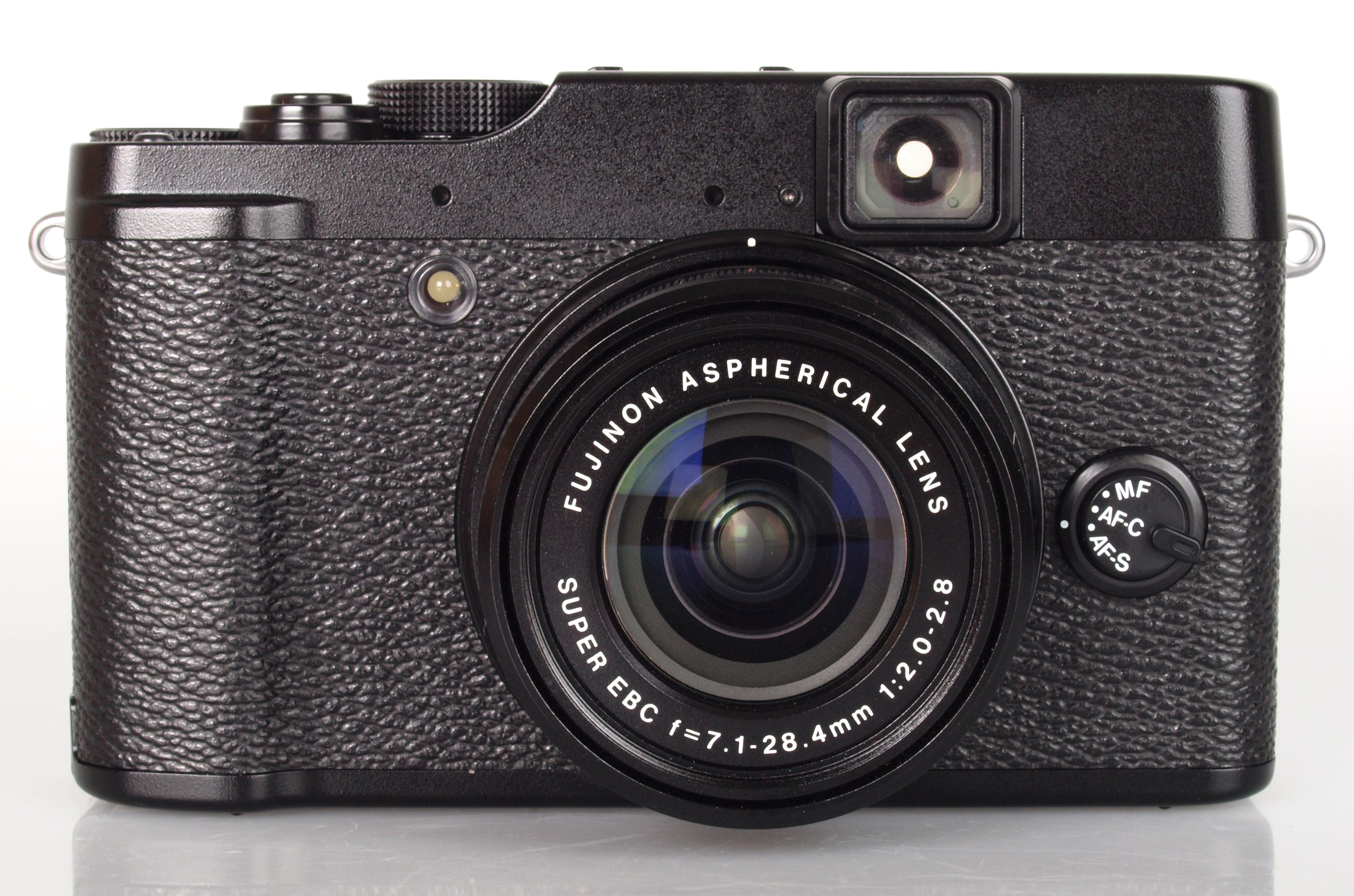 Fujifilm Finepix X10 Serious Compact Review