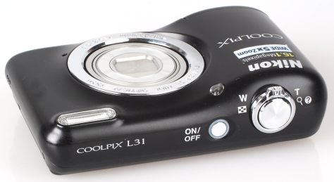 Nikon Coolpix L31 Black (5)