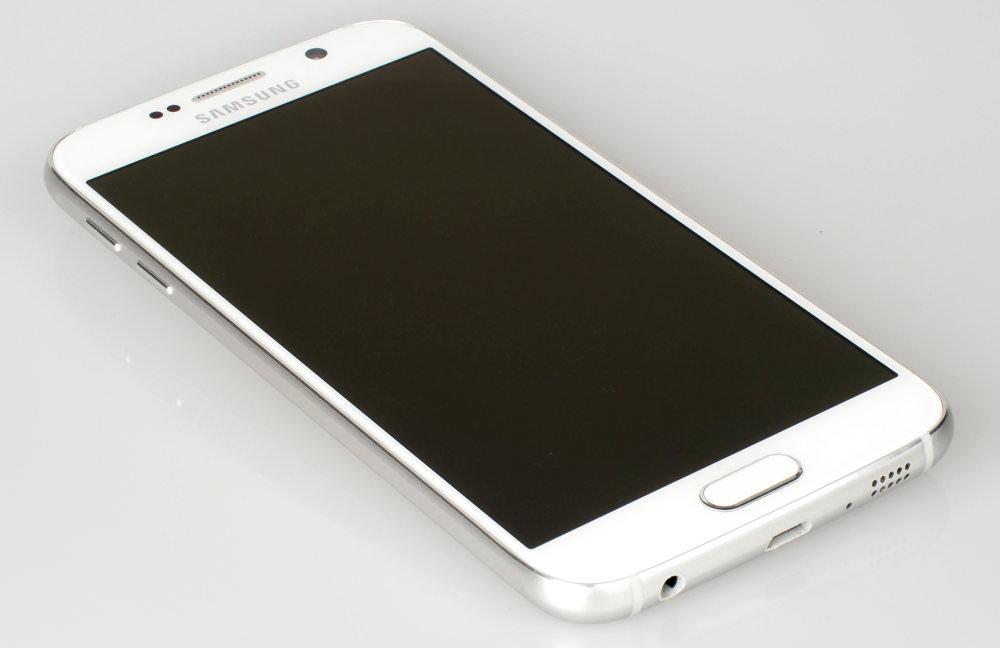 Samsung Galaxy S6 White (2)
