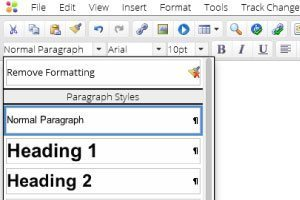 Editing-Intuitive-Styles