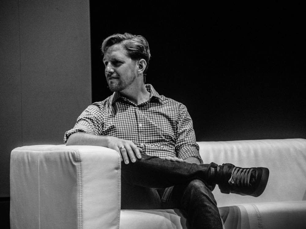 Matt Mullenweg at WCEU 2016 Vienna