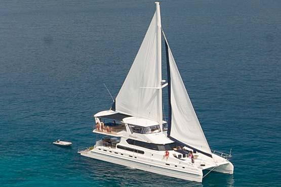 Luxury Sailing Amp Motor Catamaran Epic Charters