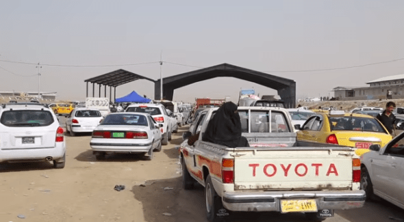 Iraq Mosul Transit - YouTube