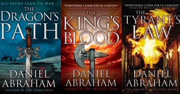 Review: The Dagger and the Coin Series by Daniel Abraham