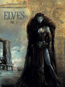 Review: Elves, Vol. 1 from Insight Comics