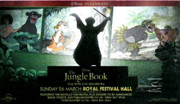 live concert jungle book