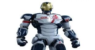 Marvel Hot Toys Iron Legion
