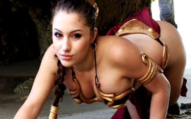 Star Wars Cosplay Girls