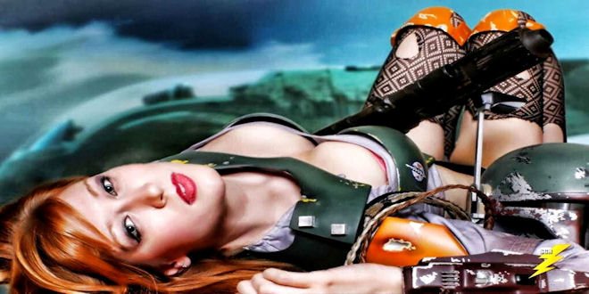 Star Wars Cosplay Girls - 40 Image Video Gallery - Epic Heroes Edit