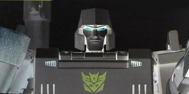 Transformers Masterpiece MP-36  Megatron #Figure