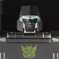 Transformers Masterpiece MP-36  Megatron #Figure