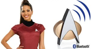 Star Trek Bluetooth® ComBadge