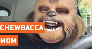 chewbacca mom