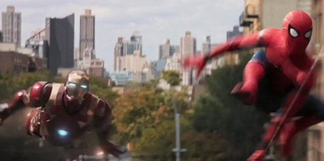 Spiderman Homecoming trailer is here #SpidermanHomecoming