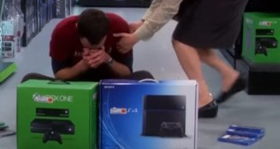 choose between Xbox One and PS4
