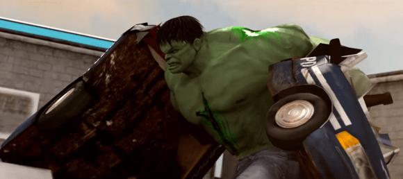 Hulk vs Kratos