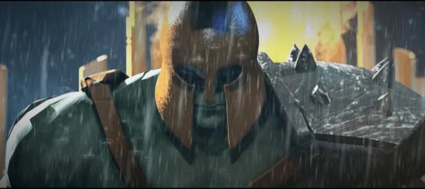 Hulk vs God of War Arcade Mode - MightyRaccoon Animated Video