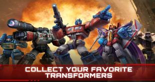 Transformers Video Game Trailer - Forged to Fight - Mobile Game