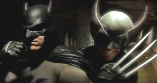 wolverine vs batman