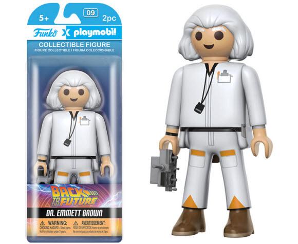 Funko Playmobil figures