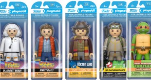 Funko Playmobil figures