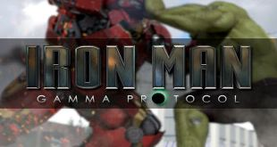 Iron Man Gamma