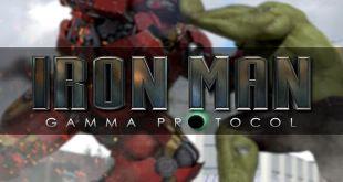 Iron Man Gamma