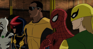 Ultimate Spider-Man finale trailer