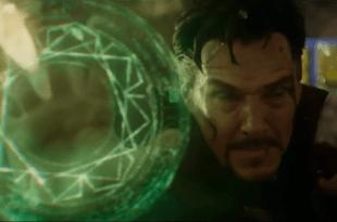 Doctor Strange Blu-ray Trailer