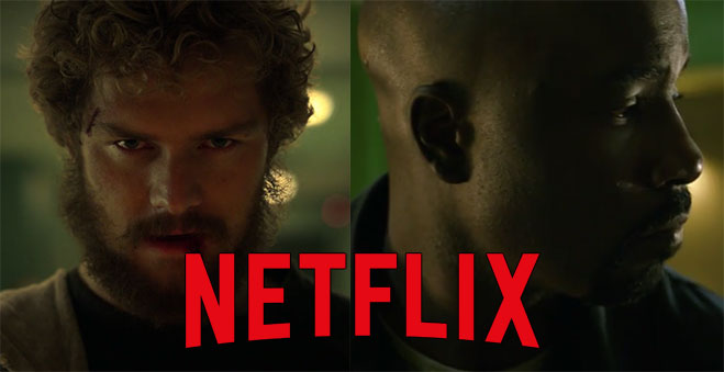 Marvel's Iron Fist TV Show Official Trailer [HD] #Netflix ...