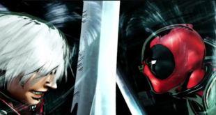 Deadpool Vs Dante Video Animation