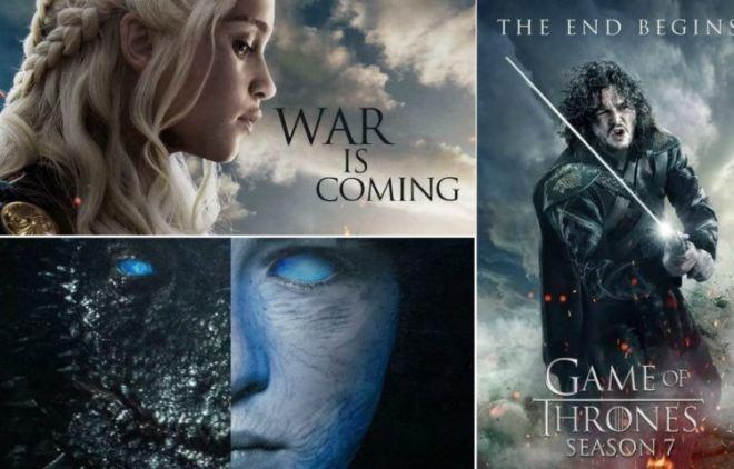 Game of Thrones Season 7 Official Trailer HBO TV Shows
