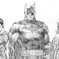 Learn How to Draw DC Comics #Art By Legendary Artist Jim Lee