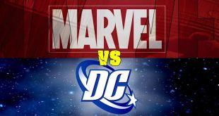 Marvel vs DC Video Animation