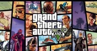 Grand Theft Auto V on STEAM