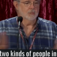 Truth behind Star Wars a nice message from George Lucas