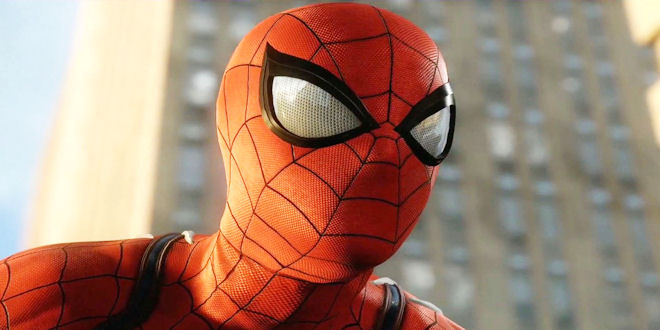 Stunning New Spider-man PS4 Video Game - Trailer #Sony Interactive