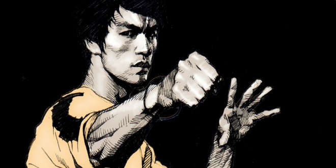 Bruce Lee's only Real Fight