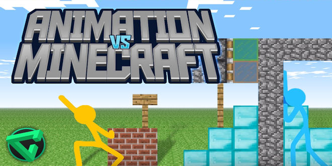 Spectacular Video Animation vs Minecraft 5 - ***** Must Watch