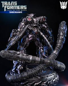 Transformers Toys Shockwave Statue