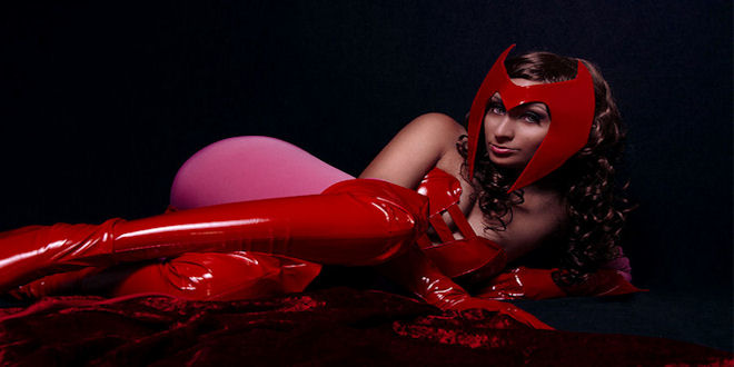 42 X Super Hot Marvel Cosplay Girl's Video Gallery